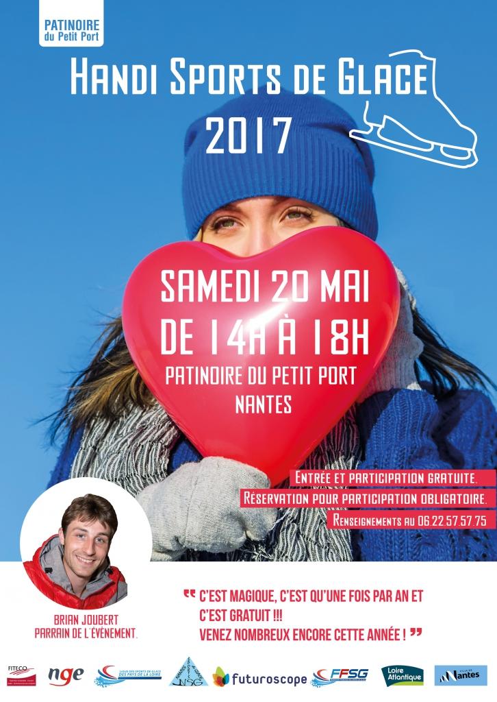 Handisports de glace samedi 20 mai la patinoire du petit port nantes apf france handicap - Patinoire petit port horaire ...